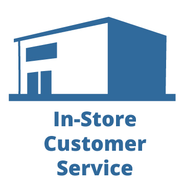 In Store Customer Service