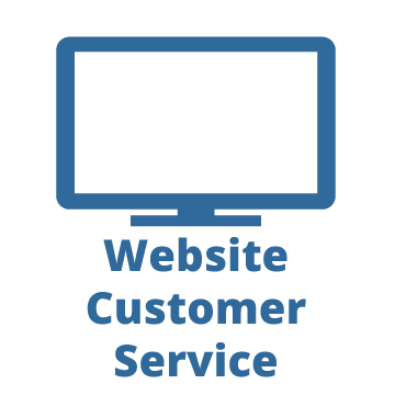 Website Customer Service