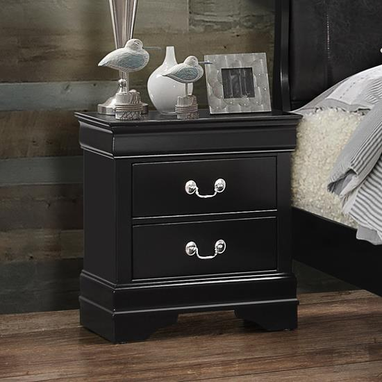 Picture of GLOBAL MARLEY-BLACK-NIGHT-STAND