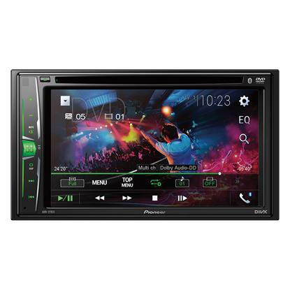 Picture of PIONEER AVH-211EX