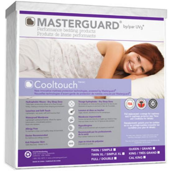 Picture of UV3 MASTERGUARD FULL-COOLTOUCH-CERTIFIED-MATT
