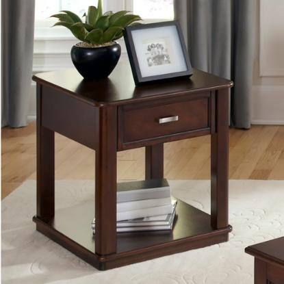 Picture of LIBERTY FURNITURE 424-OT1020-WALLACE-END-TABLE