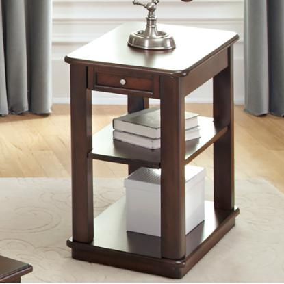 Picture of LIBERTY FURNITURE 424-OT1021-CHAIR-SIDE-END