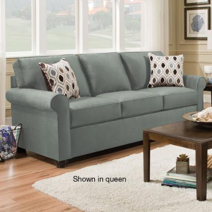 Picture of SIMMONS UPHOLSTERY 1530-MINI-SLEEPER-SOFA-SPA