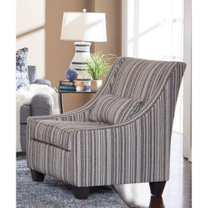 Picture of MINHAS FURNITURE HOUSE NU390-MN-AC-390-ACCENT-CHAIR