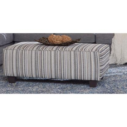 Picture of MINHAS FURNITURE HOUSE NU1903-TGN-03-1903-ACC-OTTOMAN
