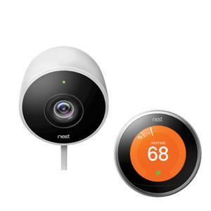 Picture for category Smart Cameras/ Thermostats