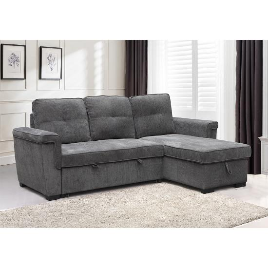 Picture of AC PACIFIC CORP NAOMI-SOFA-SLEEPER-STRG-CHAISE